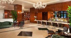 Warm front-hotel cipriani